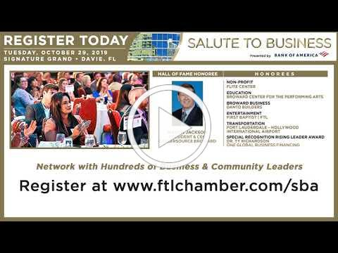 Register Now for Salute to Business presented by Bank of America