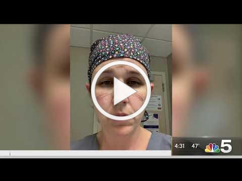 NBC5 CHICAGO: Aurora Nurse Speaks Out About COVID-19