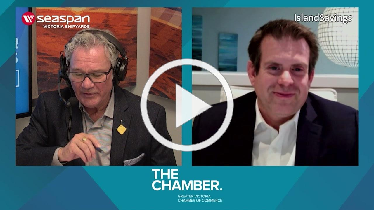 A Chat with TELUS Business | Chamber Chats