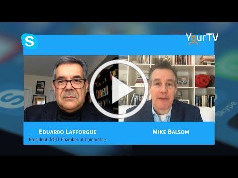 The Source - April 28: Eduardo Lafforgue, NOTL Chamber of Commerce