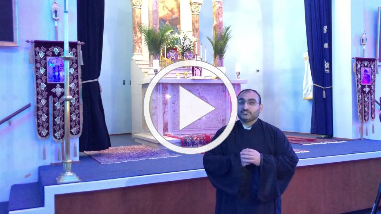 April 6 Reflection by Rev. Fr. Hrant Kevorkian