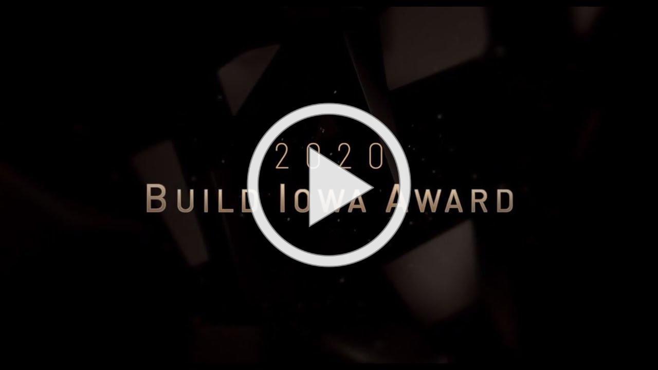 2020 Build Iowa Award Video - Jim Russell