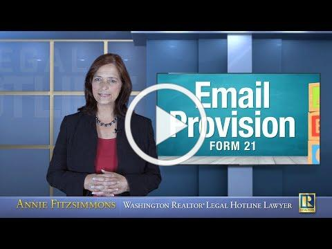 EPisode 6: Email Delivery Provision (Form 21)