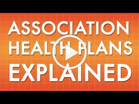 Trump's Executive Order - Association Health Plans