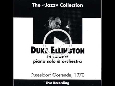 Duke Ellington piano solo [Rarest of the rare recordings!]
