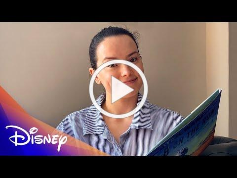 Storytime with Daisy Ridley   Disney