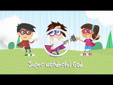 Super Wonderful -Little Praise Party Taste and See - Yancy