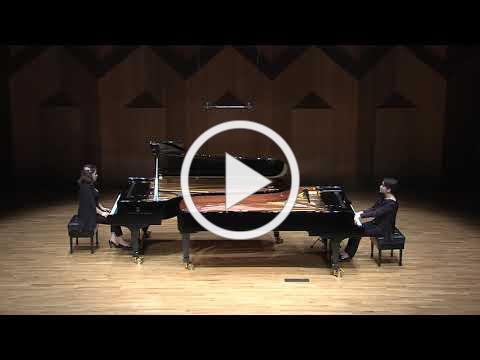 Rachmaninoff: Suite for Two Pianos No. 2, Op. 17 (Duo Yoo + Kim)