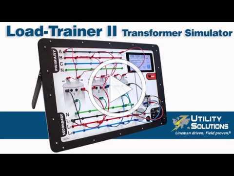 Load-Trainer II Transformer Simulator by Utility Solutions, Inc.
