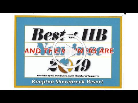 AND THE WINNERS ARE: HB Chamber BEST OF AWARDS 2019