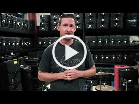 Transporting, Protecting, and Storing your Drums and Cymbals | Gibraltar Hardware