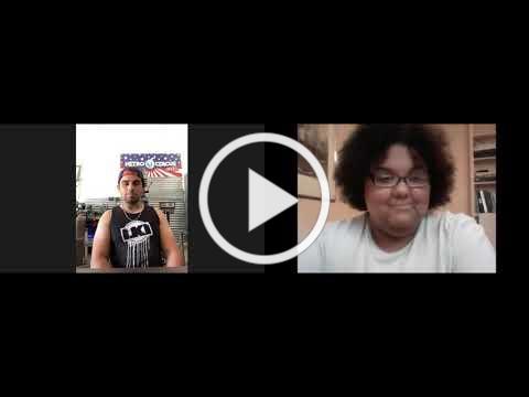 """Interview with Aaron """"Wheelz"""" Fotheringham"""