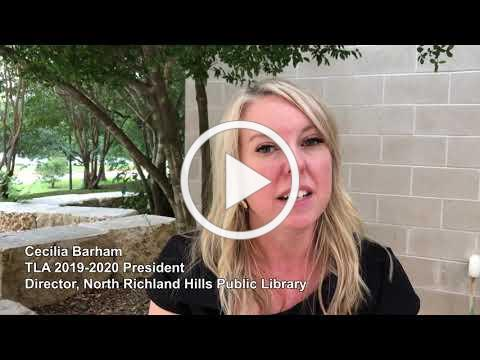 Why Attend TLA 2020: Cecilia Barham, TLA President