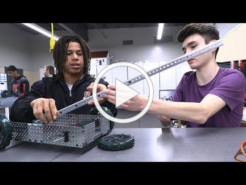 CONNECTING STUDENTS TO THEIR FUTURE - Engineering