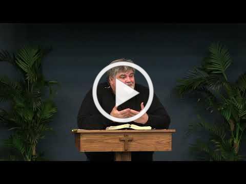 Jesus: The Great High Priest ~ Psalms 110 | Pastor Bill Randles | Believers In Grace Fellowship