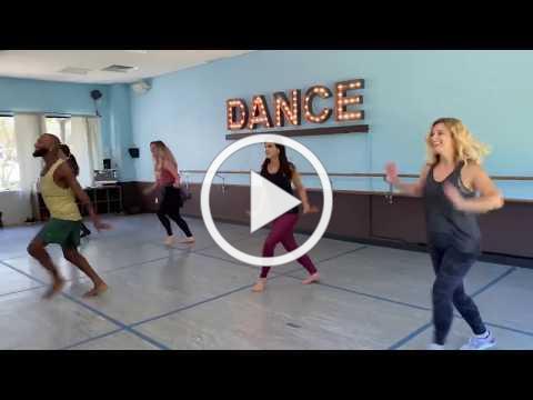 Adult Jazz at Balance Dance Studios w/Quinton Weathers