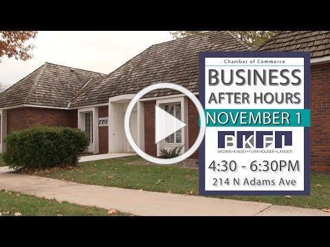 Business After Hours: Brown, Kinsey, Funkhouser & Lander PLC