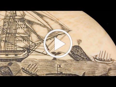 Scrimshaw by Nantucketers