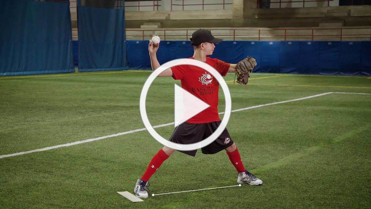 Instructional Video - Season 5 - Pitchers - Forward stride, Landing, Power Position