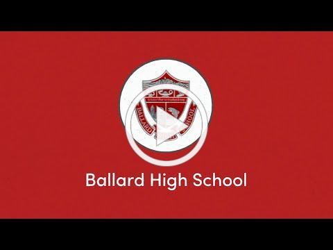 Ballard High School Graduation - June 16, 2021