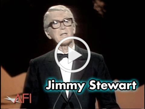 Jimmy Stewart talks about fellow WWII veteran Frank Capra's war service.