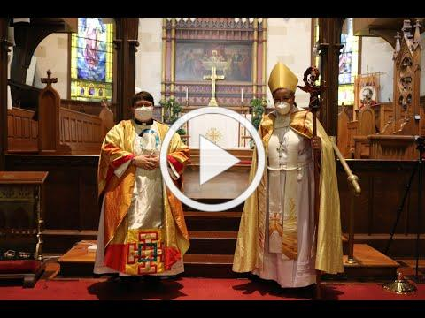 The Ordination of the Rev. Jill Williams