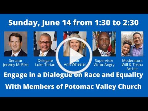 A Dialogue on Race and Equality