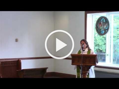 Sermon | The Rev Penny Nash | 7.11.21