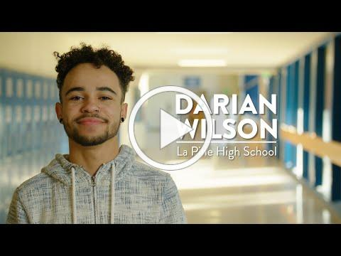 Stand for Children - Beat the Odds - Darian Wilson