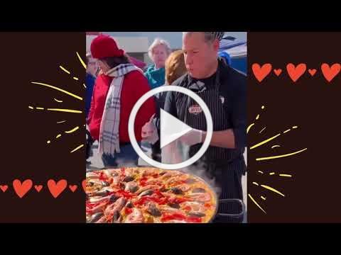 Paella Party at the Westchase District Farmers Market