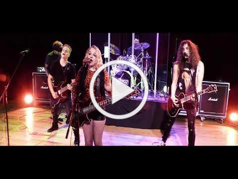 Rock N Roll Party In the Streets LIVE! [Official Music Video]