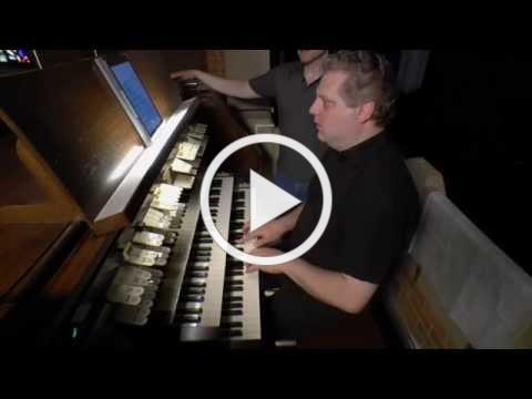 Stephen Tharp | Rhosymedre | Restored Pipe Organ | Catholic Parish in Brooklyn |