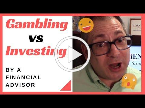 Is Gambling the same as Investing? Here's the video that definitively answers this question.