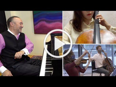 Minnesota Orchestra and Jon Kimura Parker: Beethoven's First Piano Concerto