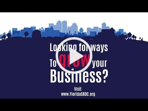 Get to know the Florida SBDC Network