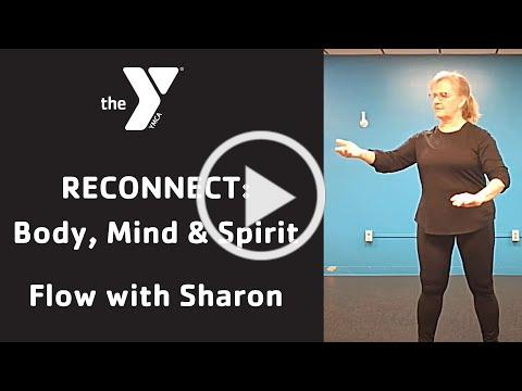 Tai Chi Flow with Sharon