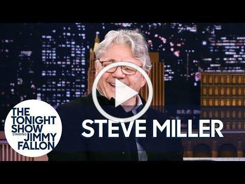 "Steve Miller Reveals How He Made Up ""Pompatus"""