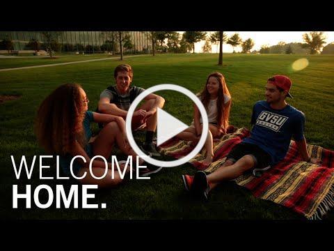 GVSU First Year Housing Tour (Fall 2020)