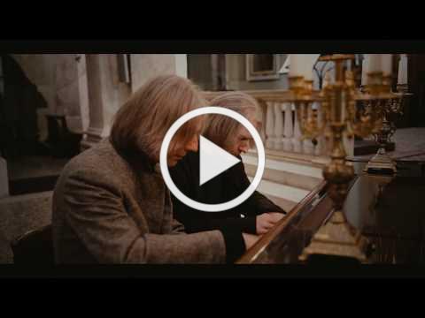 Schubert Fantasie in F minor D940 - Davide & Daniele Trivella