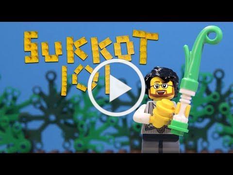 The LEGO Sukkot Movie: Jewish Holidays 101