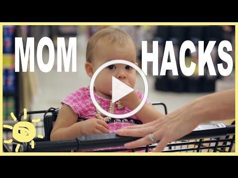 MOM HACKS ℠   Grocery Shopping! (Ep.1)