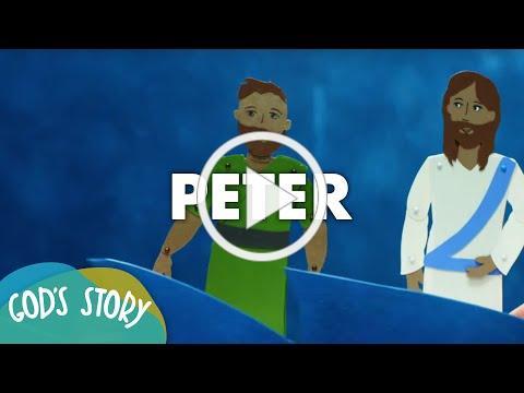 God's Story: Peter