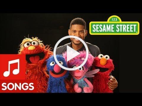 Sesame Street: Usher's ABC Song