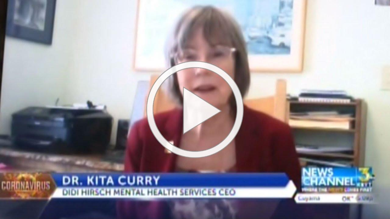 KEYT interviews Dr. Kita S. Curry regarding coronavirus