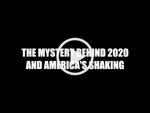 Prophetic Word From Jonathan Cahn - The Mystery Behind 2020 And America's Shaking