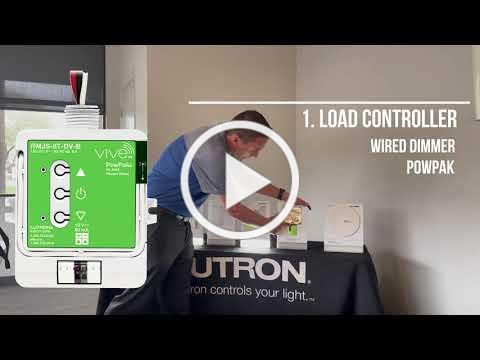 Lighten Up Your Lockdown Lutron Vive