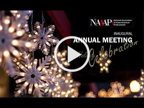 NAAAP Detroit - Inaugural Annual Meeting