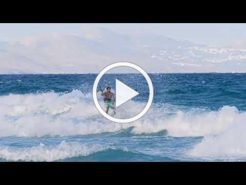Kiteboarding - Rory O'Shea Voice Over