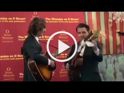 Maybe It's Time - Milk Carton Kids Live at the O Museum in the Mansion
