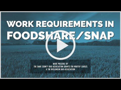 Farm Bill Cuts Food Benefits